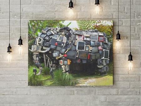 TV Elephant
