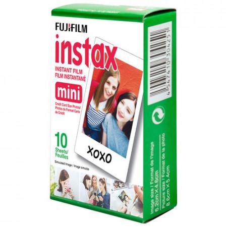 Fujifilm Instax Mini - film instant 1x10 bucati