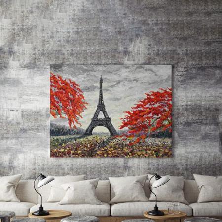 Parisul Toamna