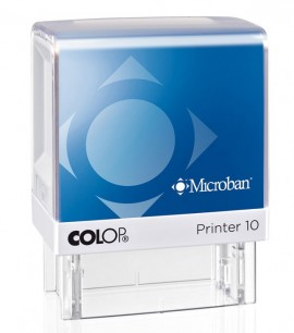 Poze Stampila de birou Colop Printer 10 Microban