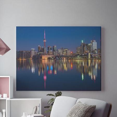 Tablou Canvas Cladiri moderne
