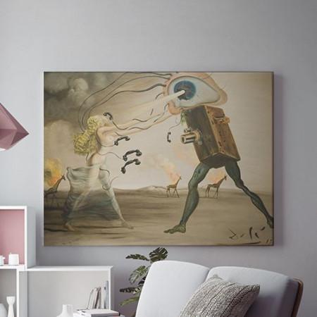 Tablou Canvas Dali