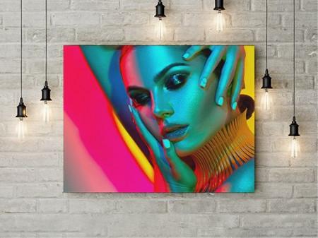 Tablou Canvas Fluorescent