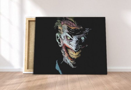 Tablou canvas - Joker