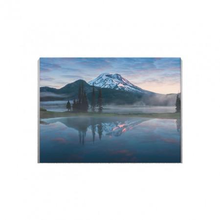 Tablou Canvas Misty mountain