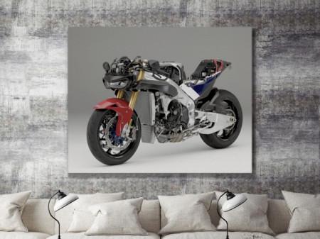 Tablou canvas - Modern moto