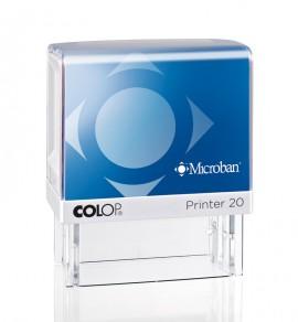 Stampila de birou Colop Printer 20 Microban