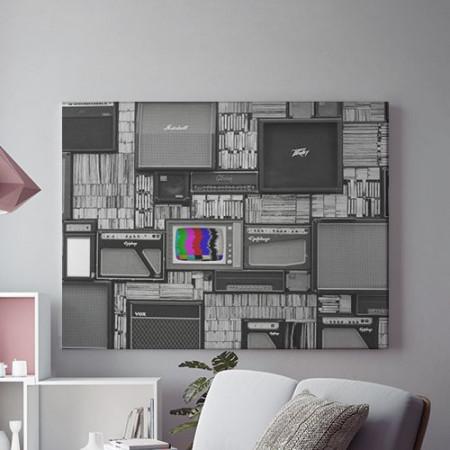 Tablou Canvas Fara semnal