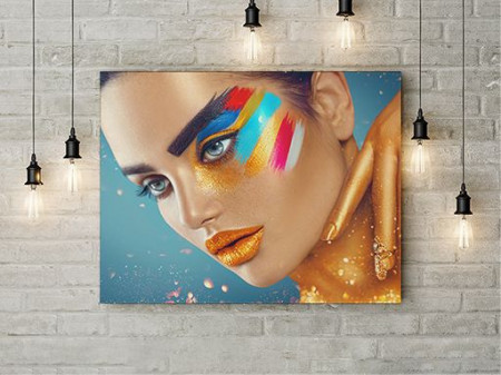 Tablou Canvas Glitter