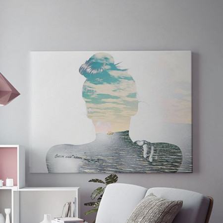 Tablou Canvas Singuratate