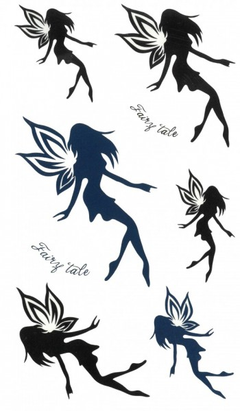 Tatuaj temporar -Zane- 17x10cm