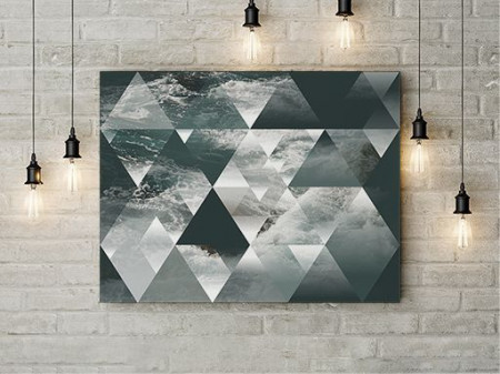 Valuri si forme geometrice