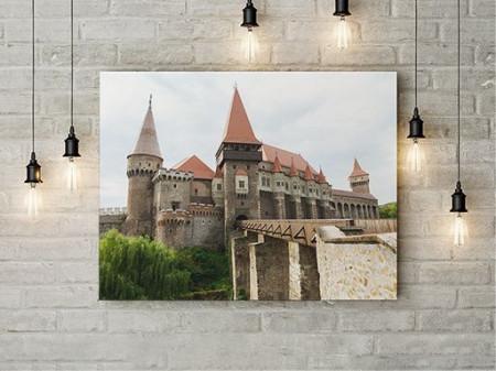 Tablou Canvas Castelul Huniazilor