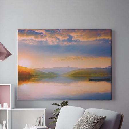 Tablou Canvas Ceata si Culori