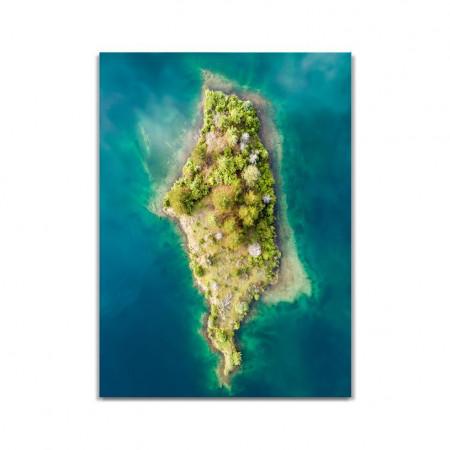 Deasupra insulei