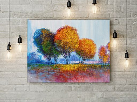 Palc de copaci