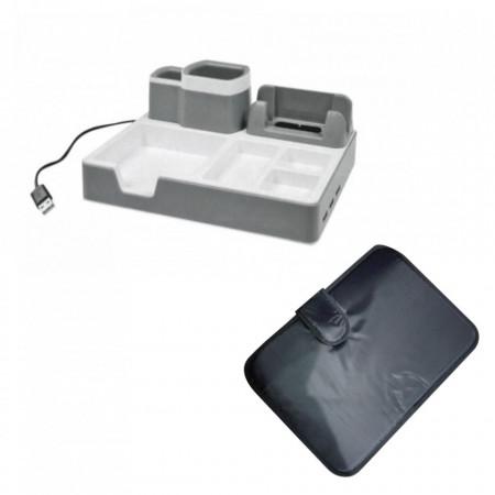 """Set Organizator birou DO 003-17 + Cadou Husa Laptop 15.4"""""""