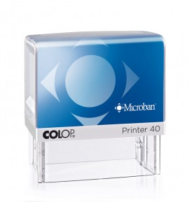 Poze Stampila de birou Colop Printer 40 Microban