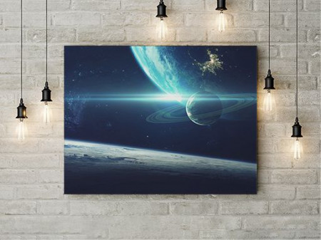 Tablou Canvas Another Earth