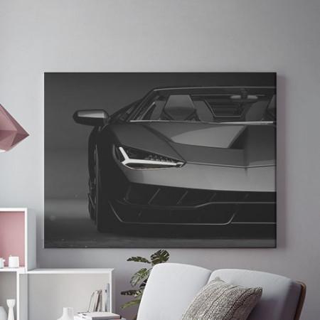 Tablou Canvas Batmobile 2 - Lamborghini