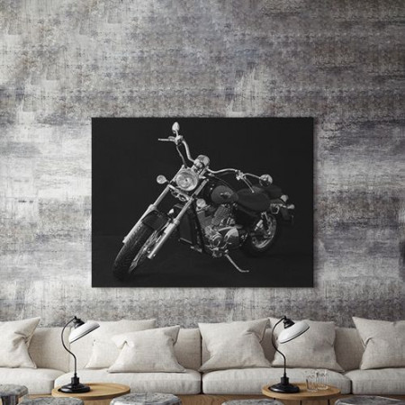 Tablou Canvas Bikers Love