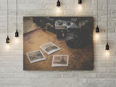 Tablou Canvas Calatorie Foto