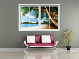 Peisaj prin fereastra 3