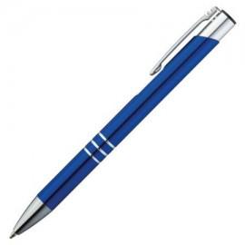 Set 10 pixuri metalice Ascot, mina albastra -diverse culori