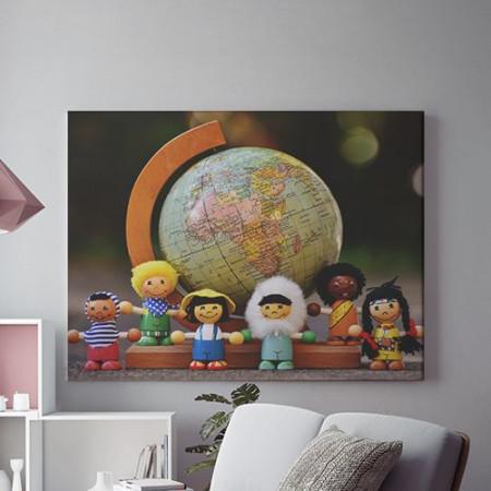 Tablou Canvas Cultural diversity