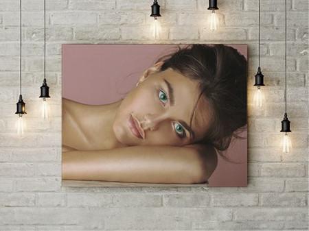 Tablou Canvas Green eyes