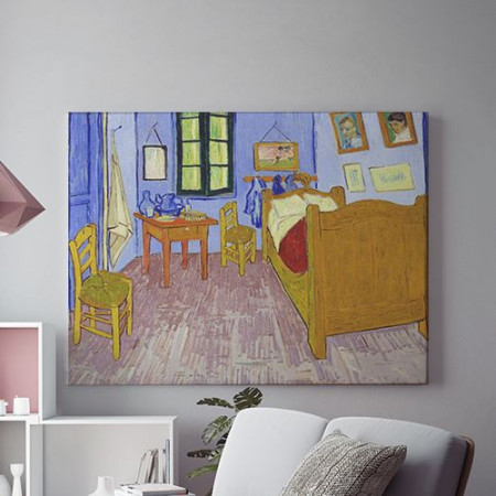Tablou Canvas Interior Casa