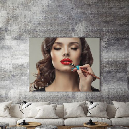 Tablou Canvas Make-Up