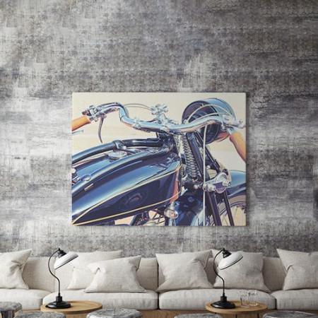 Tablou Canvas Moto