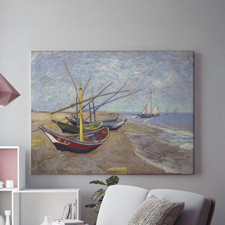 Tablou Canvas Vase in port