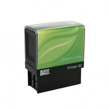 Stampila de birou Colop Printer 30 Green line