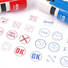 Stampila de birou Colop Printer R 17