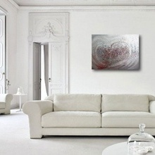 Tablou canvas - abstract LOVE