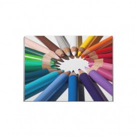 Tablou Canvas Colorful Meeting