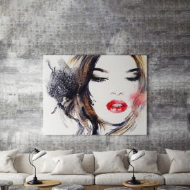 Tablou Canvas Dreaming in colors