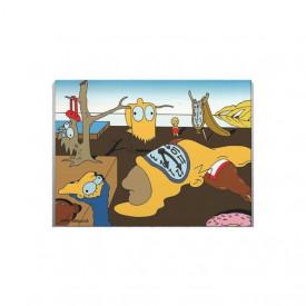 Tablou Canvas Familia Simpson