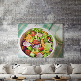 Tablou Canvas Fresh Meal