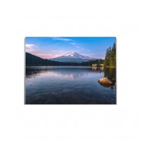 Tablou Canvas Mountain lake