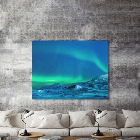 Tablou Canvas Northern lights