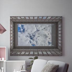 Tablou Canvas Priveste cerul