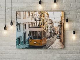 Tablou Canvas Tramvai vechi