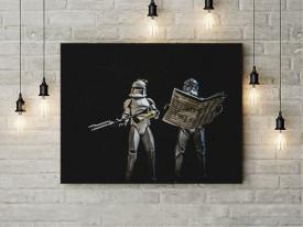 Tablou Canvas Troopers