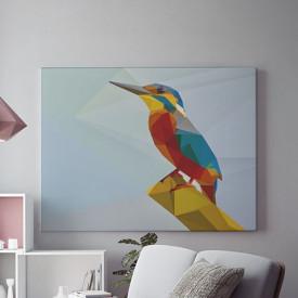 Tablou Canvas Vector bird