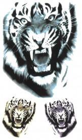 Tatuaj temporar -Tiger- 17x10cm