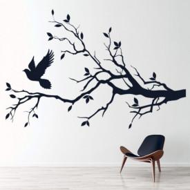 Dove Tree Branch