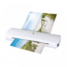 Laminator 250-L, A4, 80-125 mic - start kit inclus - Resigilat